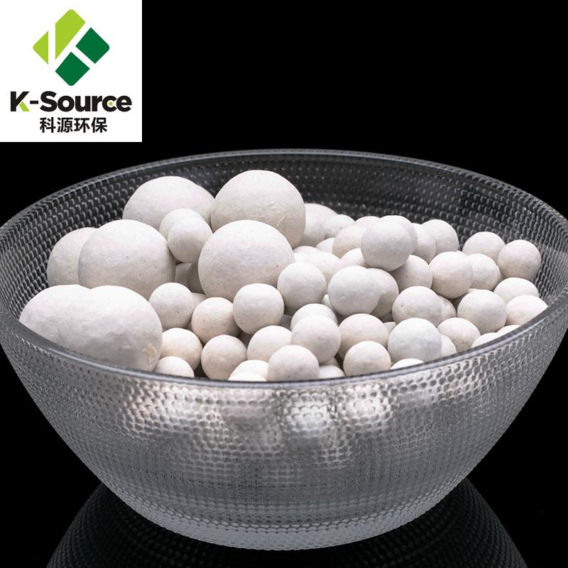 Ordinary porcelain ball